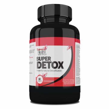 Super Detox ** Powerful Natural Detoxification **