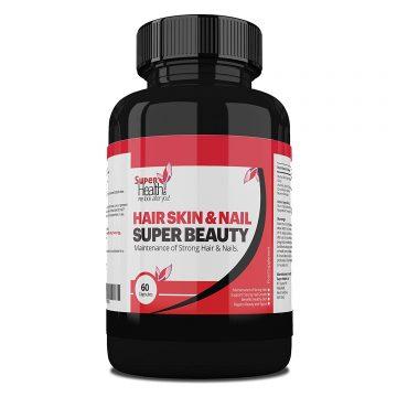 Body Beauty Hair Nail and Skin Vitamins