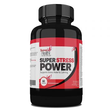 Stress Relief Supplement Anxiety Relief Capsules