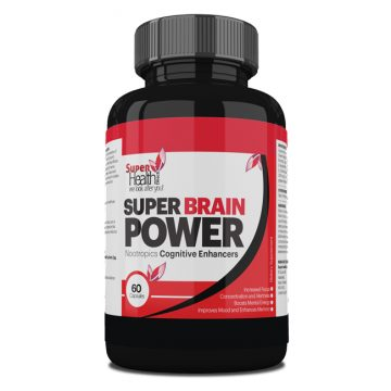 PTSD Relief ** Super Brain Power ** | Stress Relief Tablets | Works for PTSD